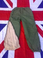 EX ARMY/MILITARY SOFTIE THERMAL REVERSIBLE TROUSERS